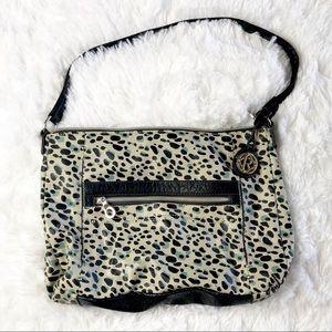 Relic cheetah print purse